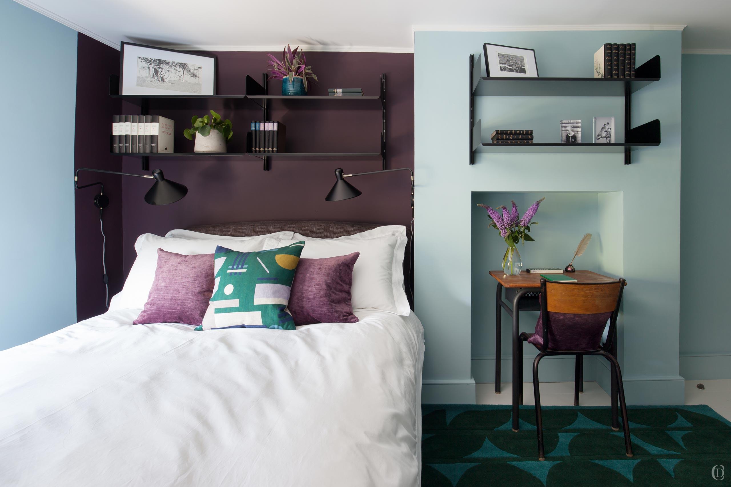 Interior Designer Claudia Dorsch Shares Ideas For Small Bedrooms